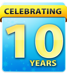 we're celebrating 10 years serving the Dallas Metro area