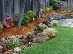 a drought resistant landscape provided by our Dallas Sprinkler Repair Contractors